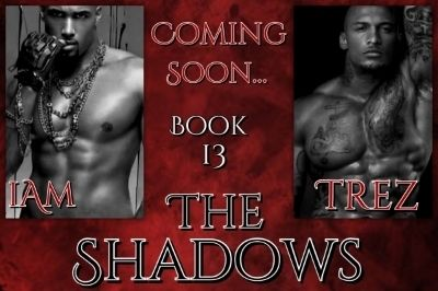 The Shadows (Black Dagger Brotherhood #13)-OMGOMGOMGOMGOMGOMGOMG! Haven't even started The King yet and I think I just had a heart attack!