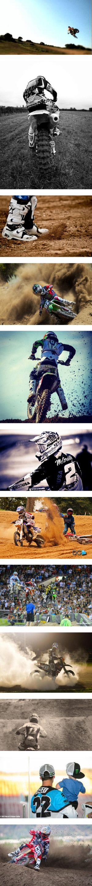 "From pinned: ""my motocross life"" by faith484 ❤ liked on Polyvore.  Me: I just like dirt bike riding."
