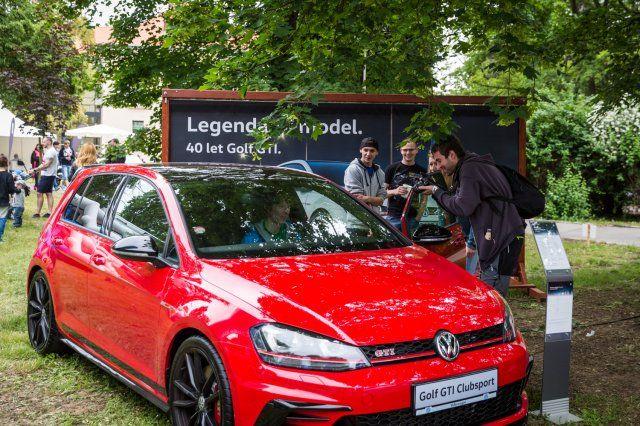 Fotoreportáž: Legendy z pohledu fanouška značky Volkswagen