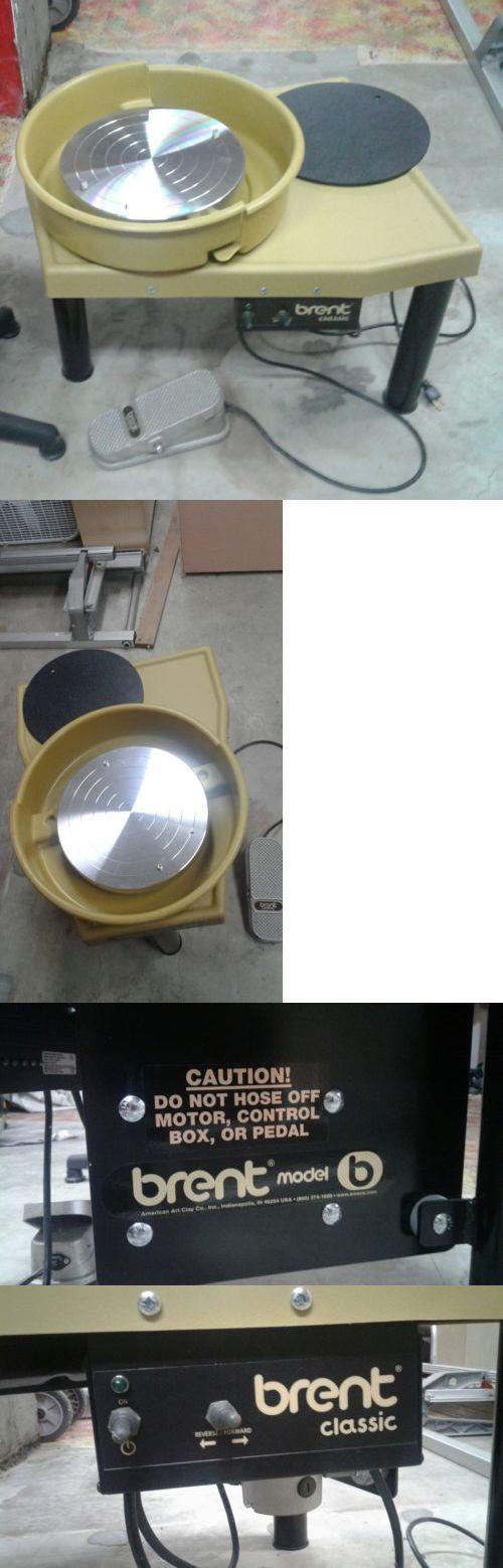 Pottery Wheels 28124: Brent Model B - Electric Pottery Wheel -> BUY IT NOW ONLY: $1100 on eBay!