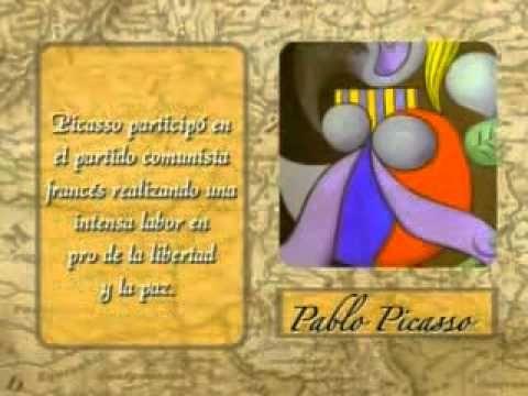 Pablo Picasso, pintor español considerado uno de los artistas más import...