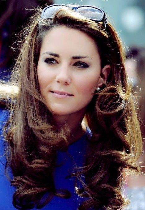 Duchess Katherine.. lovely hair
