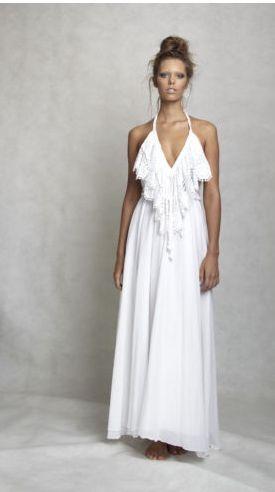 Lisa Brown Poppy dress