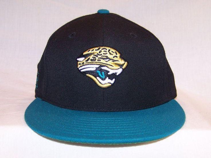 Reebok NFL Vintage Collection - Jacksonville Jaguars - Fitted Baseball Cap 6-7/8 #Reebok #JacksonvilleJaguars