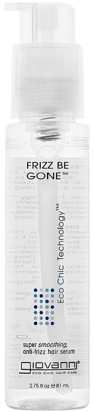 Frizzy Hair? Humidity problems? Try Giovanni Frizz Be Gone to alleviate problem hair http://www.theremustbeabetterway.co.uk/giovanni-frizz-be-gone.html adds shine, controls frizz, protects from heat damage, detangles, prevents hair breakage - locks in moisture   safe for hair colour. Made with Organic
