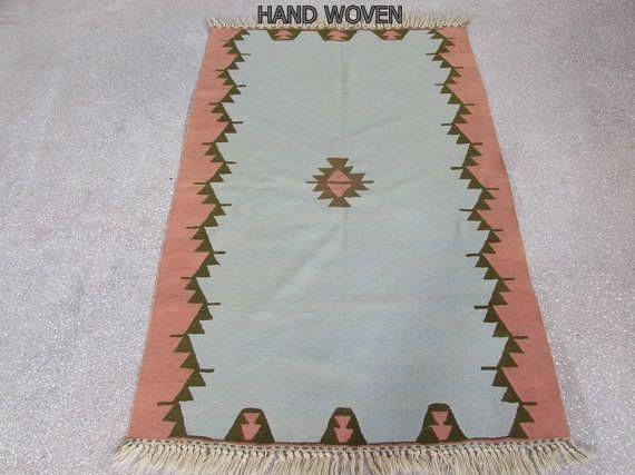 southern kilim rug cream 3.64x5.51 ft 111x168 cm area rug contemporary rug dining room rugs cheap rug cheap area rug bedroom rug wool rug