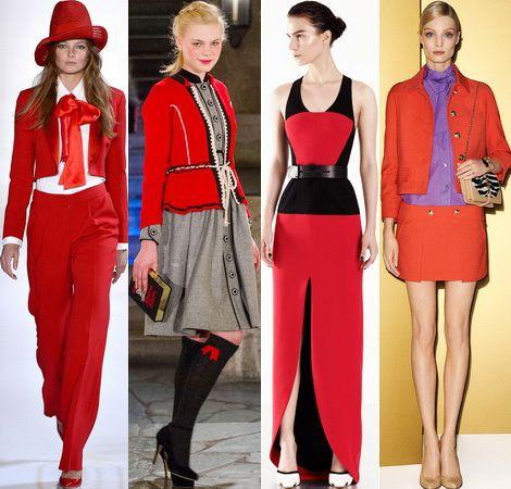 Советы от стилиста-имиджмейкера для правильного сочетания красного цвета с другими цветами палитры, которые позволят сделать гардероб ярче и интереснее.