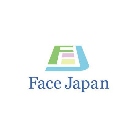 casals1876さんの提案 - 太陽光発電「環境」 Face Japan、FJ、 のロゴ | クラウドソーシング「ランサーズ」