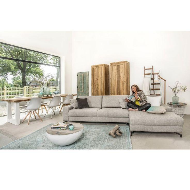 Hoekbank Barlow - Moderne zitmeubelen - Zitmeubelen   Zen Lifestyle