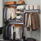 Found it at Wayfair - Arrange a Space Best Closet Shelving System I