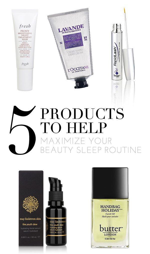 How To Maximize Your Beauty Sleep Routine | theglitterguide.com