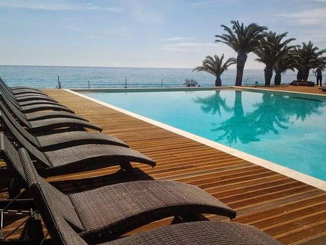 Pool view - Hotel La Villa del Re  Address Località su Cannisoni, Castiadas, Costa Rei www.lavilladelre.com  #Sardegna #costarei #holidays #italy #travel