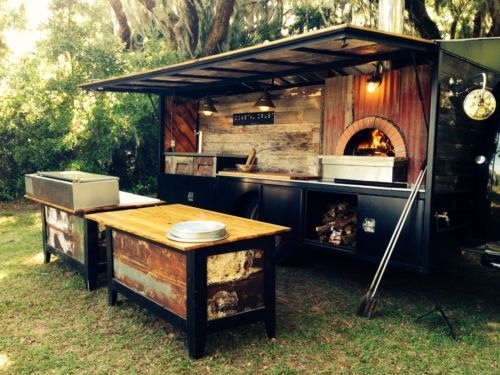 Mobile-Wood-Fired-Brick-Oven-Pizza-Catering-Food-Truck-Fully-Portable-Custom