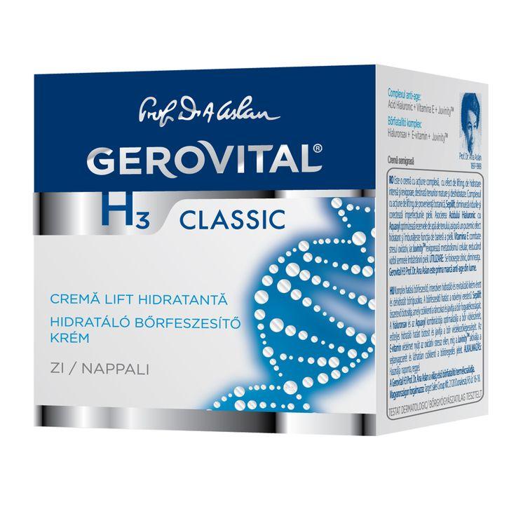 GH3 Classic Moisturizing Lift Cream Day Care