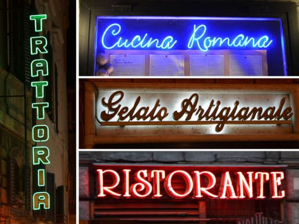 mes adresses gourmandes à Rome