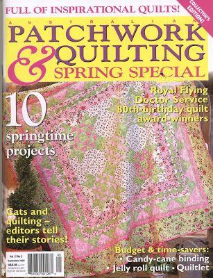 13 best Australian Patchwork & Quilting Magazine images on ... : australian quilt magazines - Adamdwight.com
