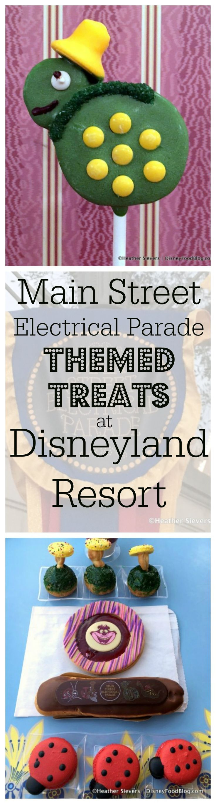 We review the Main Street Electrical Parade-Themed Treats at Disneyland Resort!