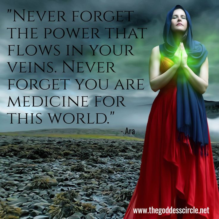 """Never forget the power that flows in your veins. Never forget you are medicine for this world."" ~Ara  Download my free Moon Practices eBook here: http://thegoddesscircle.net/download-free-ebook/  ~*~ The Goddess Circle 