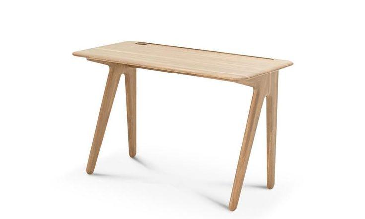 Tom Dixon Slab Desk Skrivbord Ek