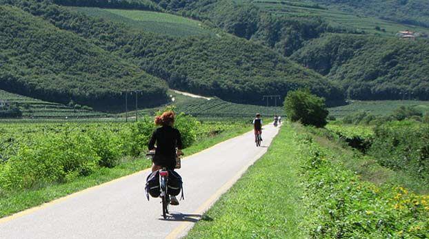 Mappa delle piste ciclabili in Italia, nuovo sito di Bicitalia