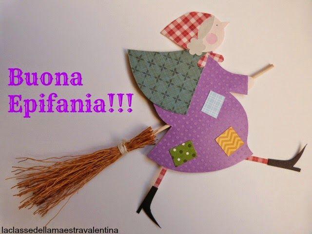 BUONA EPIFANIA!!! La classe della maestra valentina