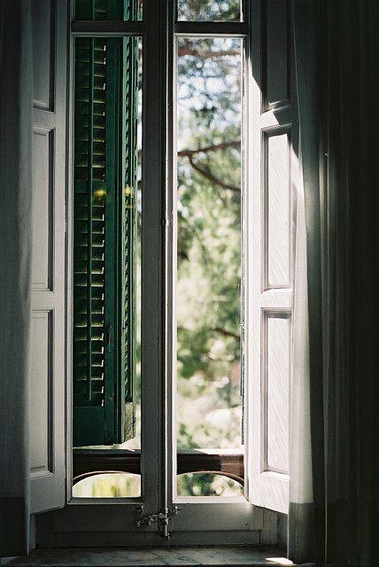 A volte basta una finestra per farmi sognare..