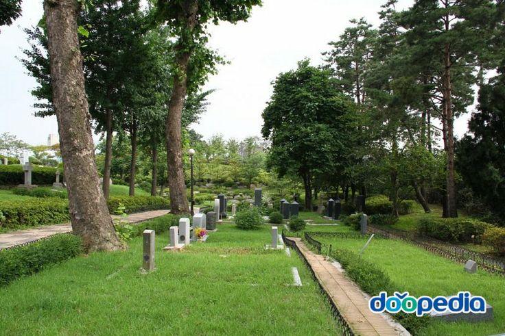 양화진 외국인 선교사 묘원