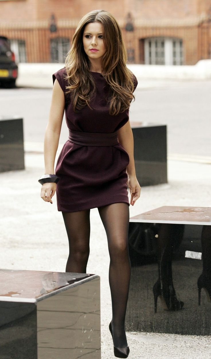 Cheryl Cole... obsessed with her style!