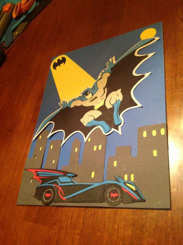17 Best Images About Cricut Batman On Pinterest Goody