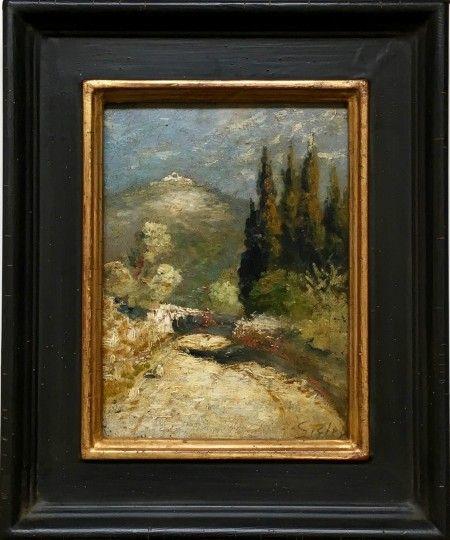 Travaux d'encadrement de toiles par encadreur à Rueil Malmaison