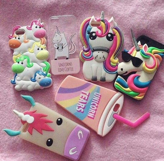 Pretty iphone covers Unicorn life Iphone cases