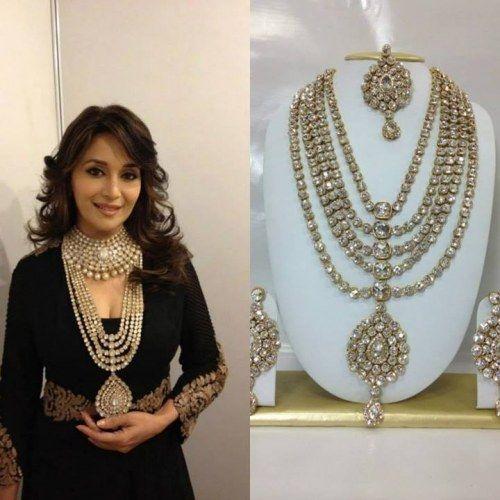 Madhuri Dixit Replica Necklace