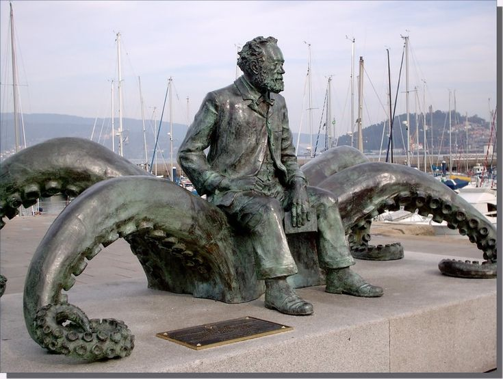 Jules Verne - Vigo