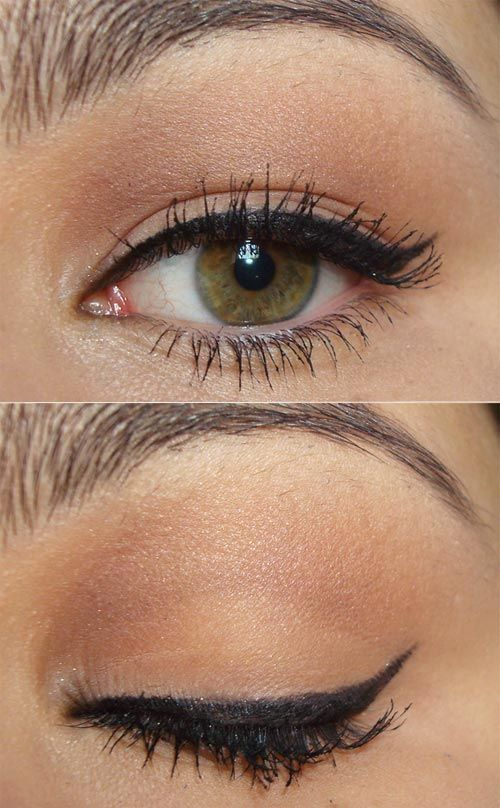 natural,everyday look for work or school