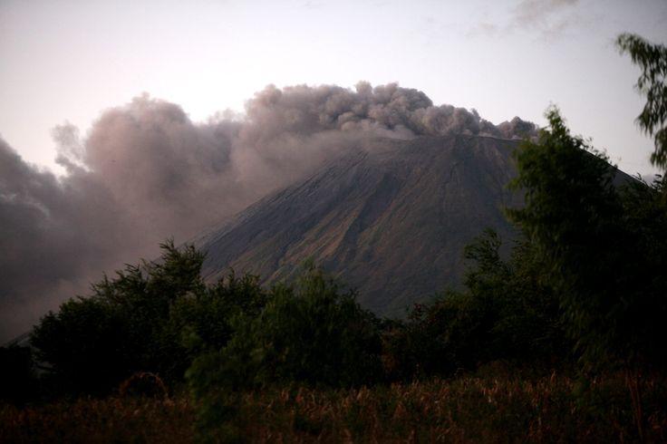 Managua (EFE).- El Flor de Caña, el ron más conocido de Nicaragua, fabricado por el grupo empresarial Pellas, sembró al menos 10.000 árboles en una zona protegida del volcán San Cristóbal, el más alto de este país centroamericano, informaron hoy ejecutivos de la compañía.