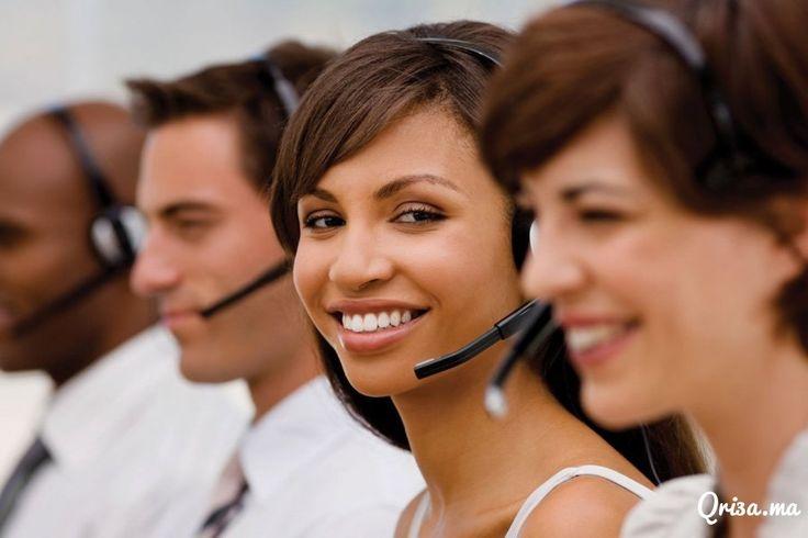 Centre d'appel *Anglophone et Francophone, Offre d'emploi, Kenitra