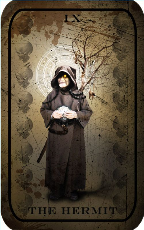 1000+ Images About The Hermit (Tarot Card) On Pinterest