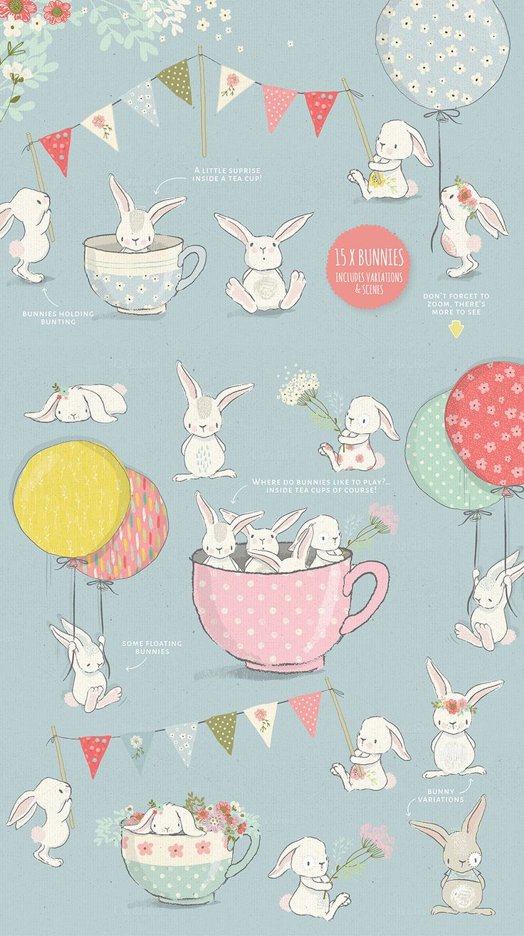 The Fresh Spring Collection by Lisa Glanz on @creativemarket