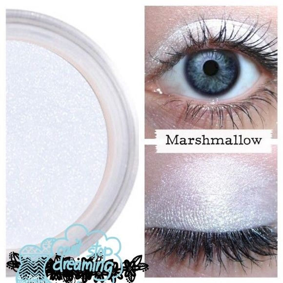 Organic ❄️ sparkly white eyeshadow final price Sealed and new Makeup Eyeshadow