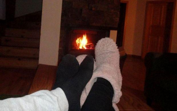 Ako udržať nohy v teple? Skvelé zahrievacie tipy