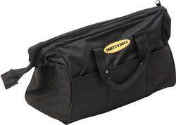 Smittybilt 2726-01 Black Winch Accessory Bag with Smittybilt Logo by Smittybilt. $13.23. Stow all your loose gear with the Smittybilt Trail Gear Bag.