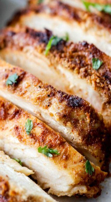 Easy All Purpose Chipotle Chicken