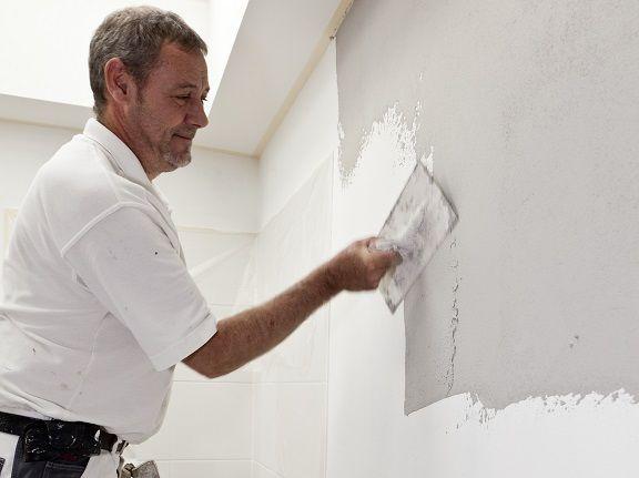 Badezimmerwand Verputzen Das Ist Zu Beachten Badezimmer Verputzen Wand Verputzen Verputzen