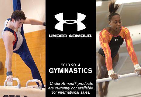 Under Armour Gymnastics Apparel