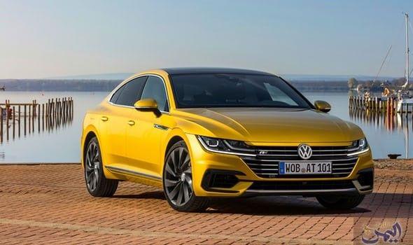 شركة فولكس فاغن تطرح أحدث سيارة لها في عام 2018 السعر 30 280 استرلينيا التسارع من 0 62 م س 5 6 ثانية السرعة ا Volkswagen Cc Volkswagen Scirocco Volkswagen