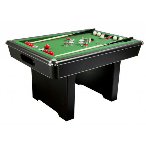 Renegade 54 In. Slate Bumper Pool Table