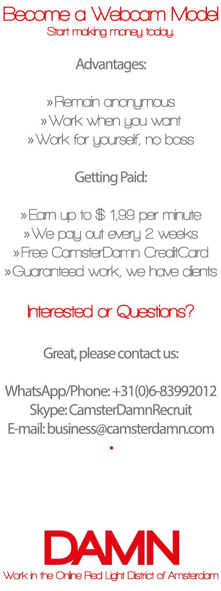 All these beautiful products on Pinterest aren't going to pay for themselves! Become a #webcamgirl and start making some serious money. Visit www.camsterdamn.com for more information, or add us on Skype (CamsterDamnRecruit) and our girls will tell you everything you want to know! #makemoney #webcamgirls