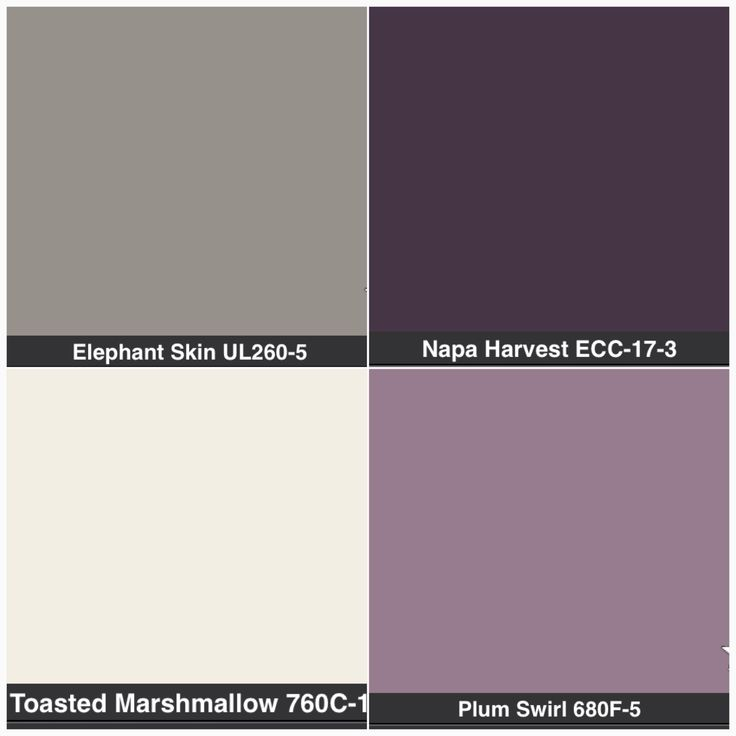 Best Purple Color Schemes Ideas On Pinterest Purple Palette