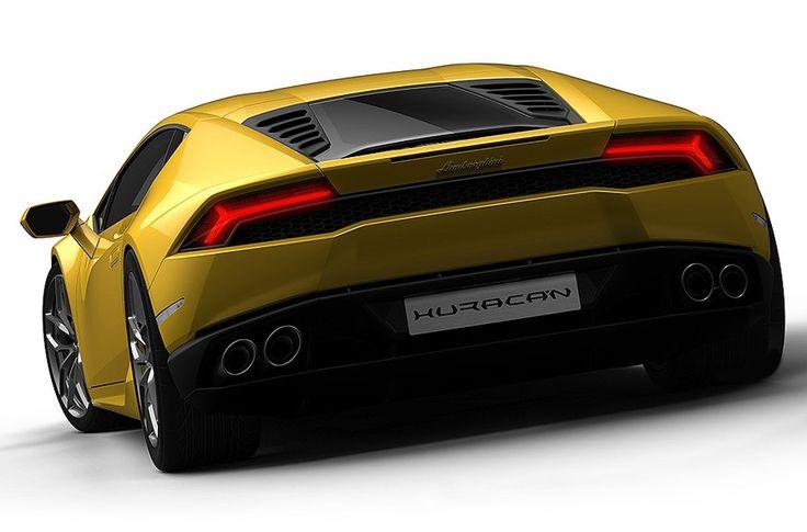 Fotos: Lamborghini Huracán
