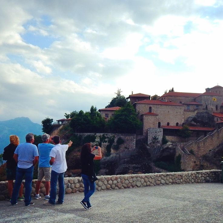 Day trip to Meteora with @meteoraontime